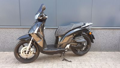 ...Kymco People S zwart 25 km/h