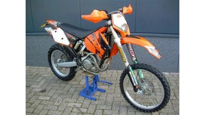 ....KTM 525 EXC enduro