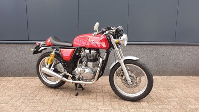 ....Royal Enfield Continental GT 535