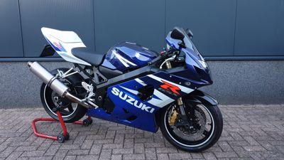 ....Suzuki GSX-R 600 2004