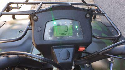 VERKOCHT .......... Lianmei 250 cc  4T