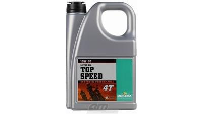 top speed 4t 15w50