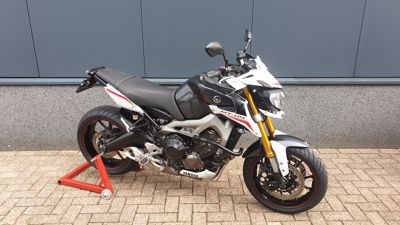 ..... Yamaha  MT-09 Street Rally