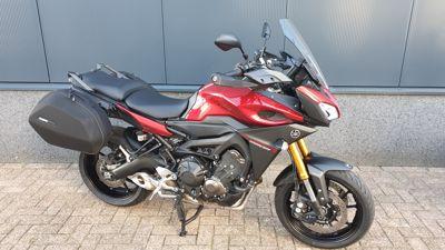 ..... Yamaha  MT-09 Tracer