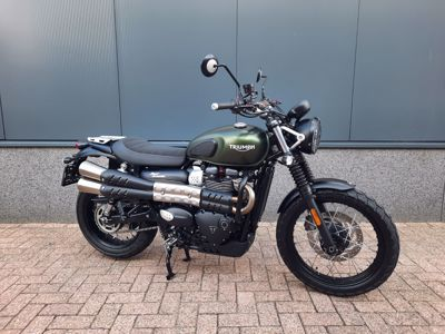 ...Triumph Street Scrambler 900