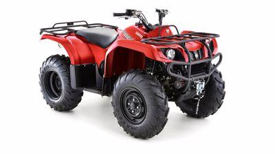 Yamaha Grizly 350  2WD
