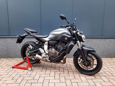 .....Yamaha MT-07 abs