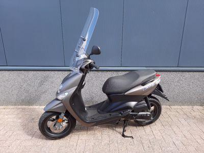 ....Yamaha Neo's 4-T 25 km/h