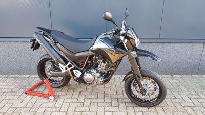 XT 660 X  zwart 2010 (a2 / 35kw motor)