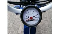 VERKOCHT....Tomos Luxe 25 km/h blauw