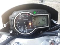 VERKOCHT.....Suzuki GSR 750 2012