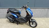 VERKOCHT...Peugeot Ludix blauw 25 km/h