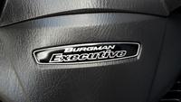 VERKOCHT.....Suzuki Burgman Executive AN 650 ABS
