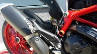 VERKOCHT......Ducati Hypermotard 939 model 2018