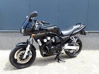 VERKOCHT.......Yamaha FZS 600 Fazer  (35 KW)