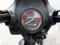 VERKOCHT.....Peugeot Fox 25 km/h zwart
