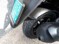VERKOCHT....Piaggio Zip mat zwart 25 km/h  2016