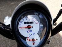 VERKOCHT....SYM Mio 25 km/h Anniversary 2012