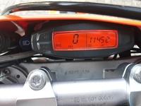 VERKOCHT....KTM 450 EXC Supermotard 2010