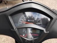 VERKOCHT....Kymco Agility RS  zwart 45 km/h 2012