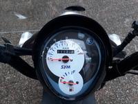 VERKOCHT....SYM Mio 25 km/h bruin 2012