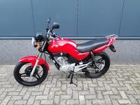 VERKOCHT....Yamaha YBR 125 (A1 rijbewijs)