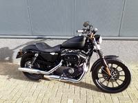 Harley Davidson883 Iron Black 2011 (nieuwstaat)