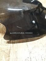 YamahaMT-09 Flyscreen Barracuda aerosport