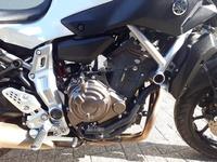VERKOCHT......Yamaha MT-07 Wit ABS 2015 (a2 / 35kw geschikt)