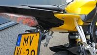 VERKOCHT......Yamaha R6 geel 2008