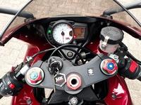 VERKOCHT........Suzuki GSX-R 750 Super strak!!