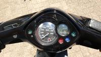 VERKOCHT........ Yamaha Jog RR  zwart 45 km/h 2011