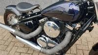 VERKOCHT........... Kawasaki VN 800 Classic BOBBER