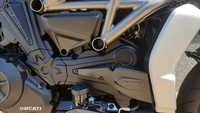 VERKOCHT...........Ducati X diavel  zwart 2016