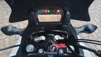 VERKOCHT.....Honda NC750X wit ABS 2014  (a2 geschikt)