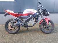 YamahaTZR 50 in onderdelen