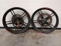 YamahaTZR 50 set wielen