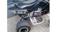 VERKOCHT.....Suzuki LTZ 400 zwart