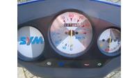 VERKOCHT....SYM Jet Basic 45 km/h