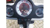 VERKOCHT....Peugeot Speedfight II 45 km/h Silversport