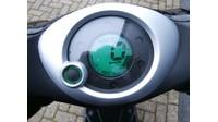 VERKOCHT.... Yamaha Neo's 4-T zwart 45 km/h 2014