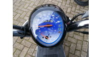 VERKOCHTSento 50 blauw 45 km/h