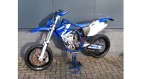 VERKOCHT....Yamaha WR 400 F Supermotard + Enduro