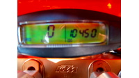 VERKOCHT..............525 EXC super motard 2007