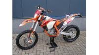 KTM250 EXC-F enduro 2014