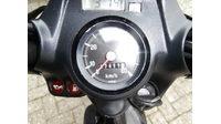 VERKOCHT....Peugeot Fox 25 km/h zwart