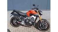 VERKOCHT.....Yamaha MT-09 ABS 2016 Akrapovic edition