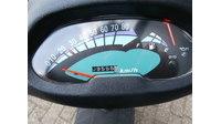 VERKOCHT.....Kymco DJ 50 zilver 25 km/h