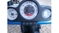 VERKOCHTSpeedfight II blauw-zwart 45 km/h