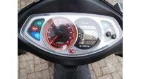 VERKOCHT...Kymco VP50 grijs 2014.    25  km/h